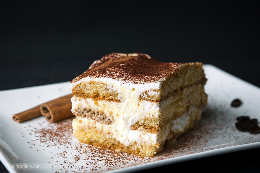 Рецепт торта тирамису с маскарпоне в домашних условиях 504